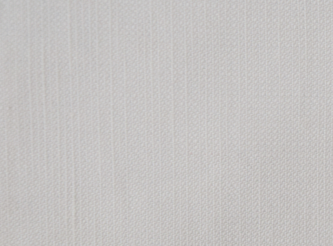 White hemp fabric